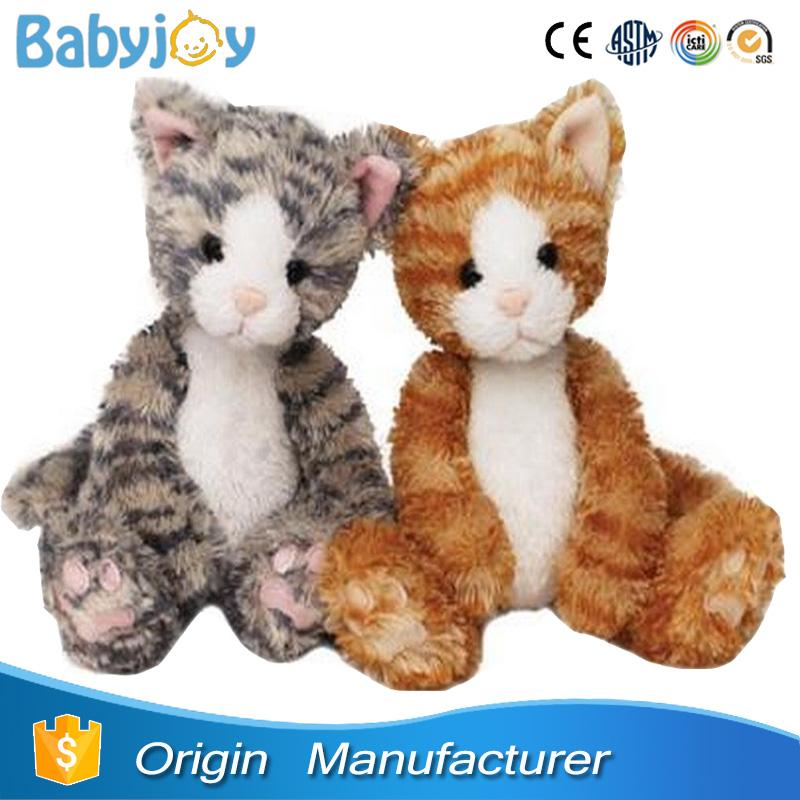 Stuffed Animal Cute Soft Kitty Cat Kitten Plush Cat Toy Cat Plush