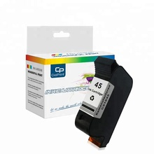 Civoprint 45 Black Ink Cartridge 51645A Compatible 오피스젯 G55 G85 K80 R40 R45 R60 R65 R80 T45 T65 1150 1170 1175 Printer