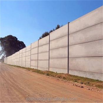 Muro Di Sostegno A Confine.Prefabbricato Stampo Recinzione In Cemento Muro Di Contenimento
