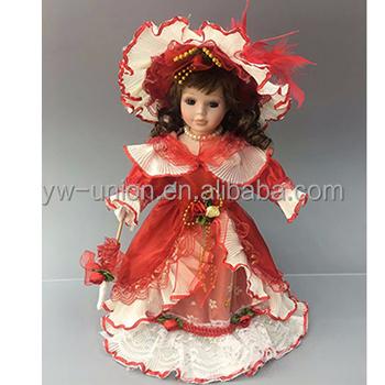 bambole di ceramica