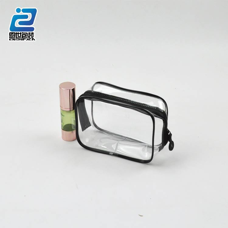 hot selling clear pvc cosmetic case cosmetic bag