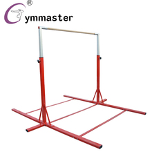 gymnastics height adjustable horizontal bar for kids training with CE certification