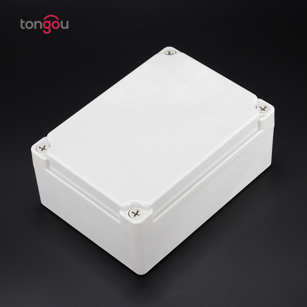 IP67175*175*100 mm waterproof junction plastic box control panel box