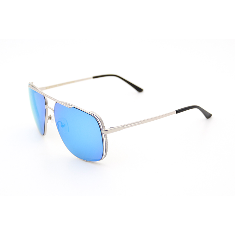 Top selling fashion metal <strong>sun</strong> glasses uv400 polarized lens sunglasses