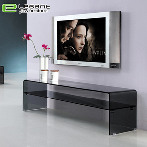 Tempered Black Glass Tv Stand Tempered Black Glass Tv Stand