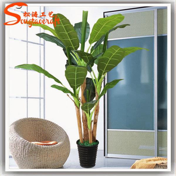 Indoor Fake Plants Decor
