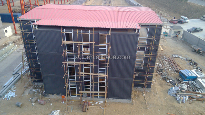best selling modular 40 ft container office in africa
