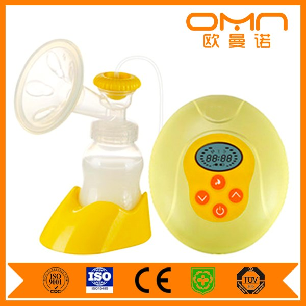 Baby Cleaning and sterilizing before using double breast pump breast pump for home use