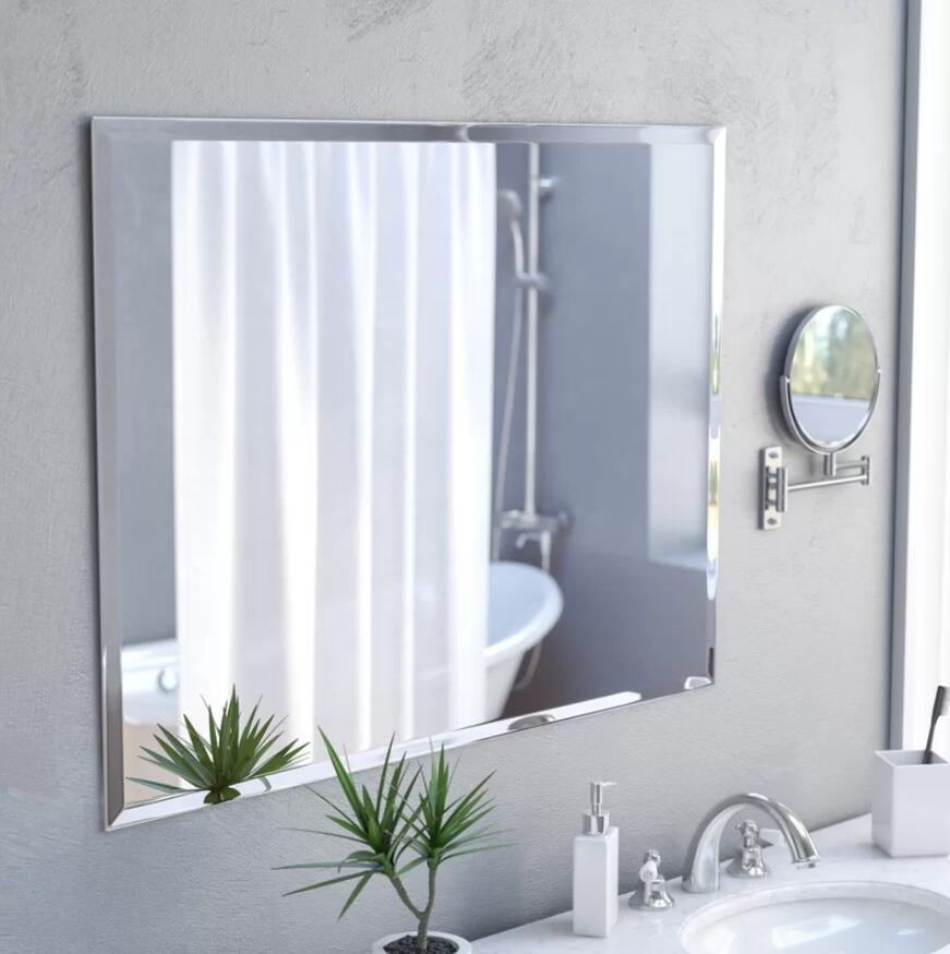 Groovy Framed Frameless Plain Bathroom Beveled Glass Mirror Buy Beveled Mirror Plain Mirror Bathroom Mirror Product On Alibaba Com Interior Design Ideas Helimdqseriescom