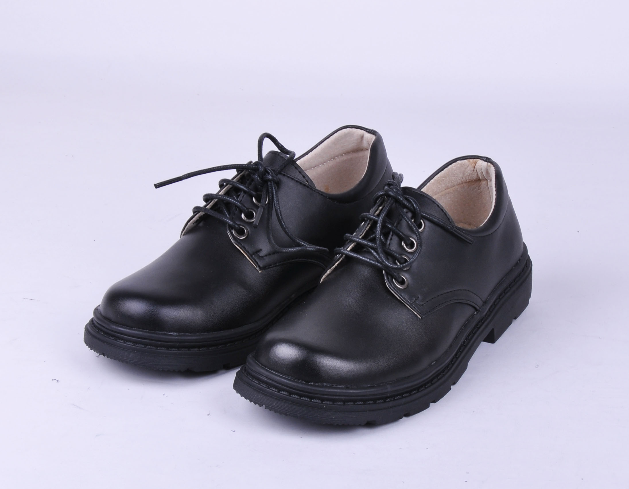 sepatulucu: Black Leather Shoes For Girls Images