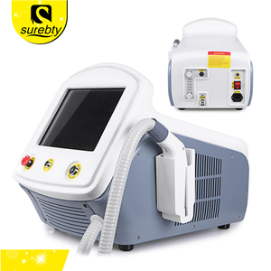 Laser body beauty device Full Body Face Hair Remove 808nm Diode Laser Whitening Beauty Pro Salon Machine