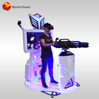2017 New design vr gatling shooting augmented reality gun interactive 9d vr game gun