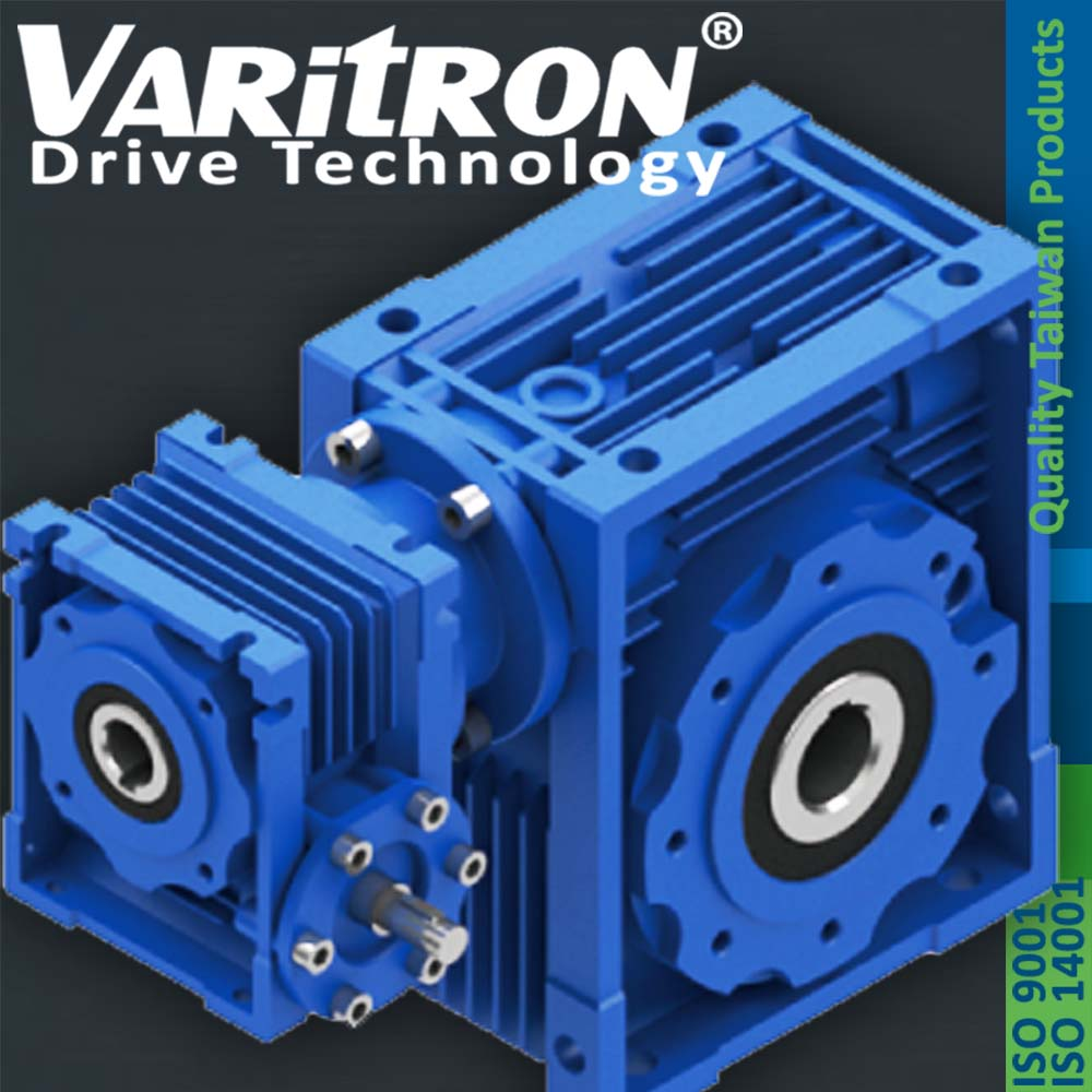 Varitron Gear box Speed Reducer Motor chenta worm gear