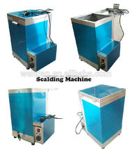 factory directly price poultry scalder with water tap