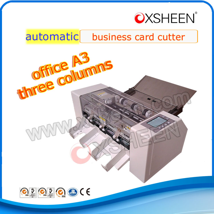 Automatic Business Card Cutter Price Choice Image Design And