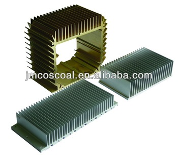aluminum heatsink for led