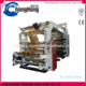 Stack Type Six Color Plastic Film Flexographic Printing Machine(CE)