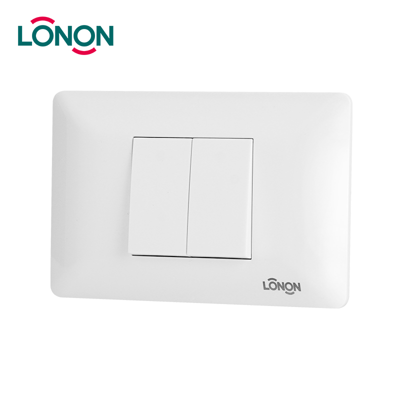 Light Switch Brands Two Gang One Way Switch Tape Touch Switch - Buy ...