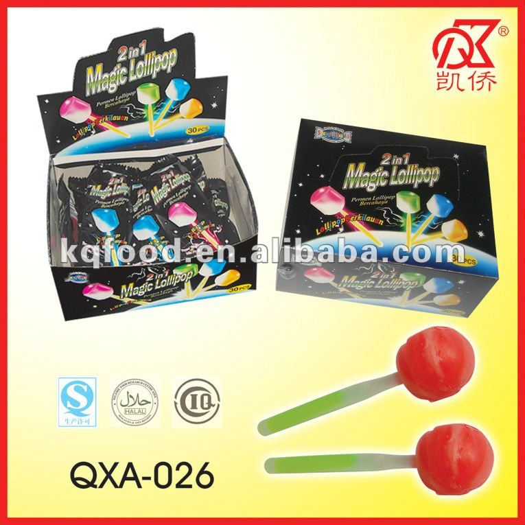 10g Fruit Fluorescent Lollipop