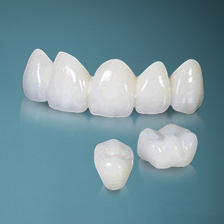 HT/ST Cercon Denture Zirconia Block for Crown and Bridge