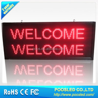 p10 outdoor advertising led display sign