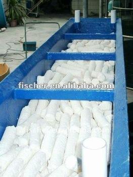 Bakki shower bacteria house filter for the koi pond buy for Diy biological filter media