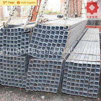 ERW rectangular steel tube/pipe