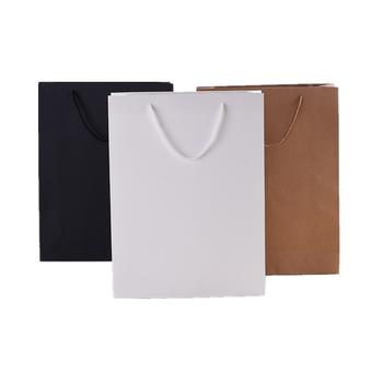 White Black Brown Paper Gift Bag Custom Printed Kraft Gift Bags Paper Wholesale  sc 1 st  Alibaba & White Black Brown Paper Gift Bag Custom Printed Kraft Gift Bags ...