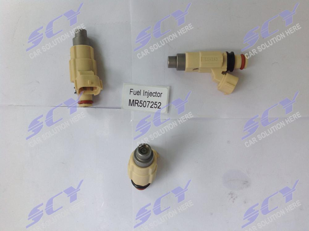 for 01-05 Mitsubishi Fuel Injector Nozzle Eclipse Spyder Galant MR507252