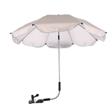 Pushchair Baby Pram Parasol Sun Protection UV Rays Umbrella Shade LD789