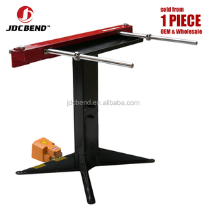 Sheet Metal Tool Box Steel Bar Cutter Bender Sheet Metal Bending Brake Bending Cutting Machine