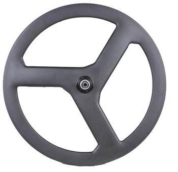 818b39ba96c Wholesale Baolijia Super Light Tri spoke road OEM Carbon 3 Spoke bicycle  wheel