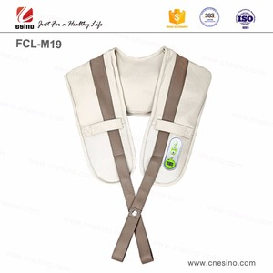 3 in 1Massage Belt with Tapping ,Infrared ,Heating Therapy for whole Body Massage