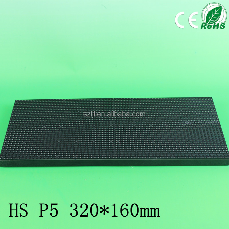 64x32 Dots P5 HD SMD RGB Led Display / Module / Screen/ panel 320*160mm