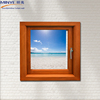 High Quality Minye Windows Aluminum Double Casement Sash Window Design