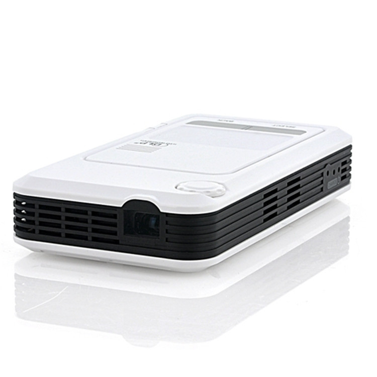 Gigxon - G3 Android 4.44 Mobile Phone Projector DLP 260 Lumens Mini Portable 1080P HD Home Cinema Projector 854*480