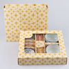 Boxes with Clear PVC Display Lid Gift Packaging Boxes Dinner Plate Gift Box