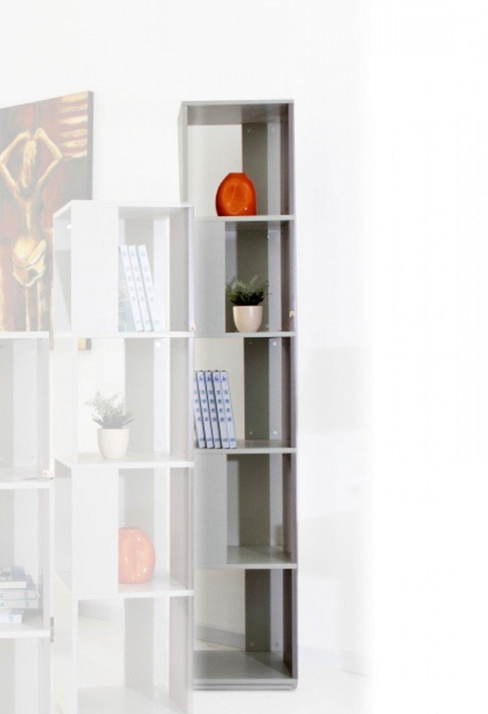 1PerfectChoice Modrest Elevate 3 Modern Grey Display Unit