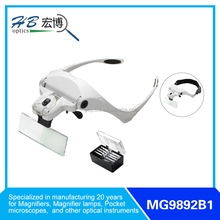 1.0X1.5X2.0X2.5X3.5X watch repair magnifier