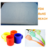 HTV Silicon Rubber High Quality Solid Silicone Rubber
