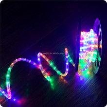 120V 11mm 2wires 36leds 30meters Holiday light time Rope Lights