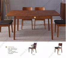 Extendable New model 8 chairs disposable examination Made In China Disassemble Eating Elegant Designs Teak Wood Dining Table