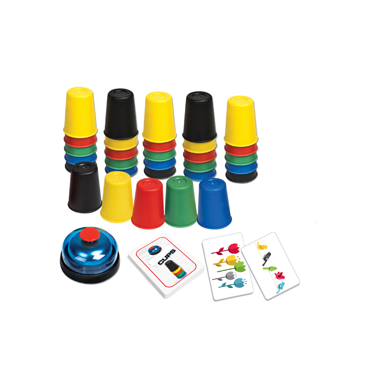 Baby Intelligent Colorful Small Cup Stacking <strong>Games</strong>