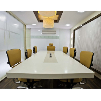 Multifunction Electronic Sockets White Marble Top Steel Leg Fancy - White marble conference table
