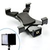 Easy to adjust tablet flexible arm stand on tripod and monopod for self-taking photos and watching movie