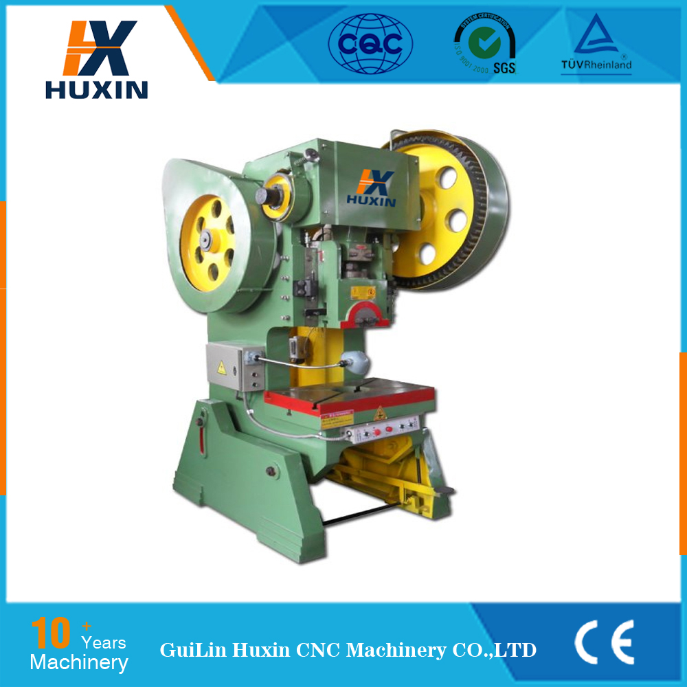 J23 series open-type inclinable press / press machine / press