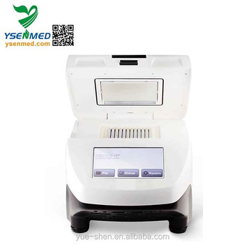 New design excellent quality DNA testing real time PCR machine pcr thermal cycler price