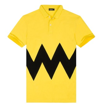 Unisex manga corta de algodón camisas de polo amarillo para hombre logotipo  personalizado camiseta barata al 877cfb3fa7108