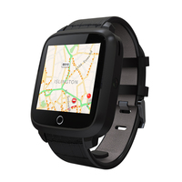 New Arrival Black Support Gps Tracker The Best Smart Watch Android Smart Watch U11S