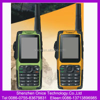 2.4 inch cdma gsm dual sim walkie talkie ptt phone explorer A8 russian walky talky mobile phone made in china